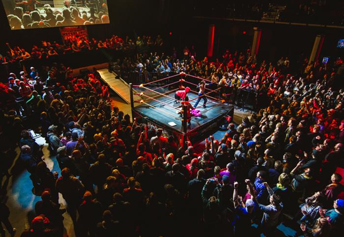 Wrestling Lovers
